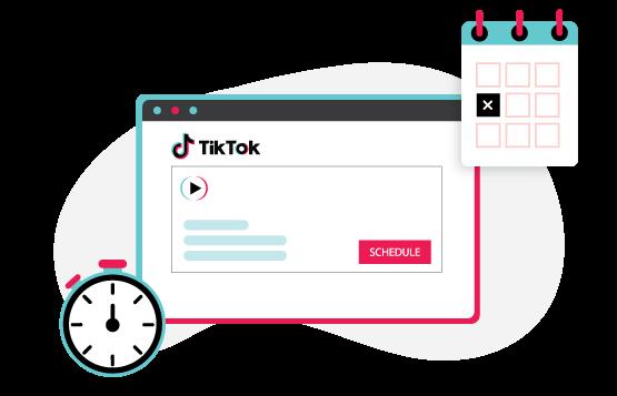 TikTok Scheduling Tool - SocialPilot