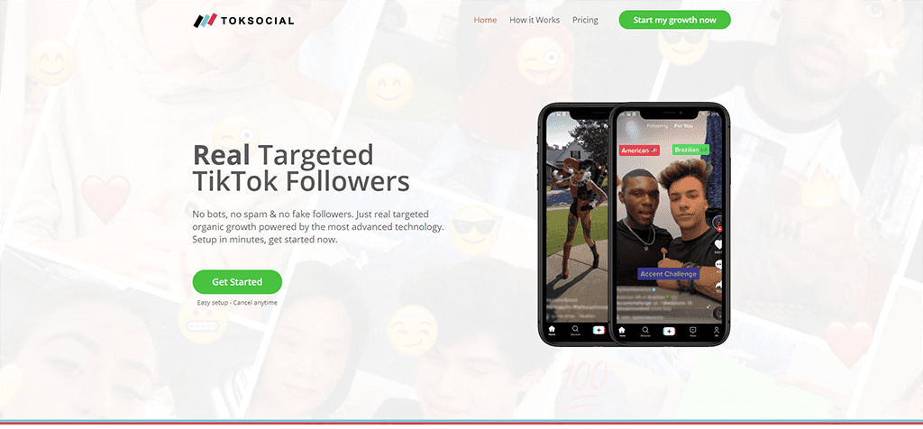TokSocial - Buy TikTok Views