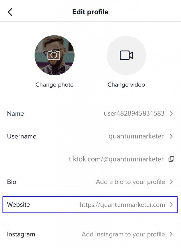 Edit-Profile-Page