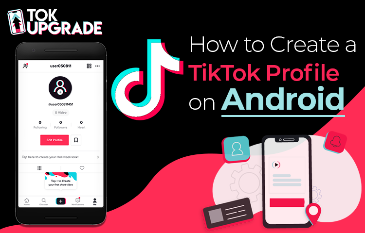 How to Create a TikTok Profile on Android