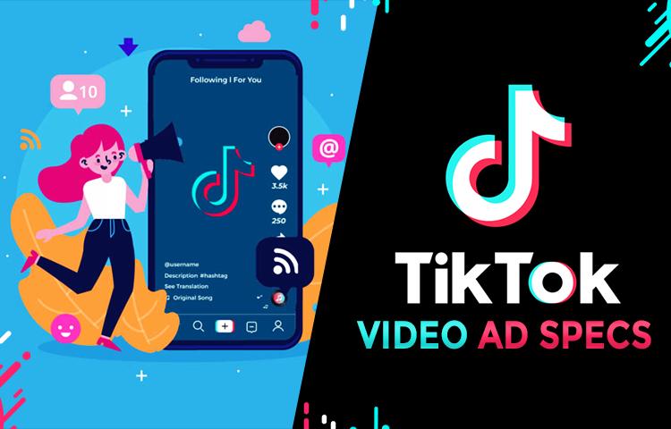 TIkTok Video Ad Specs